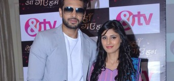 Karan Kundra and Saanvi Talwar talks about their Ye Kaha Aa Gaye Hum
