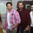 Jimmy Shergill, Mahie Gill and Mukul Dev promoted their upcoming film 'Shareek' in Delhi.