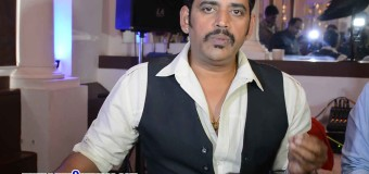 "RAVI KISHAN  FILM PROMOTION  ""RANBANKA""  PRESS CONFRENCE  AT NEW DELHI"