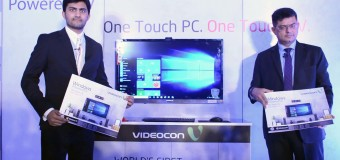 Videocon and Microsoft launch World's first Windows 10 Powered TV