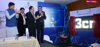EESL LED Bulbs, Launches by Hon`ble Minister for Powerand Renewable Enargy, Mr. Piyush Goyal