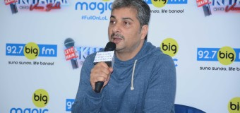 BIG MAGIC & 92.7 BIG FM LAUNCH THIRD SUCCESSIVE INTEGRATED SHOW 'LETE HAIN KHABAR' Premiering Monday, 2nd November at 9.30 pm, the show will be hosted by popular TV star Varun Badola