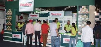 Vezlay Soya Revaluation Launched the soya Products in Pragati Maidan IIFT-2015