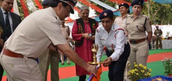INAUGURATION OF ANNUAL ROAD SAFETY EXHIBITIO – 2015