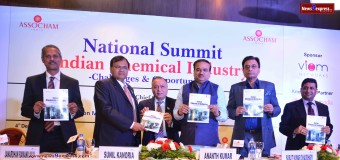 ASSOCHAM National Summit on Indian Chemical Industry held here in New Delhi today