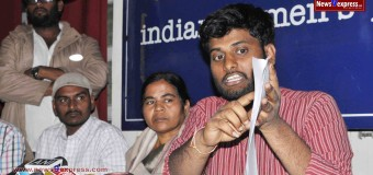 """Dalit scholar Rohith Vemula's mother on Friday claimed that the HRD Ministry had labelled her son as 'anti-national' and 'extremists'. Addressing a press conference, Rohith's mother said, """"Smriti Irani is lying and diverting issue, he never received the stipend for seven months."""