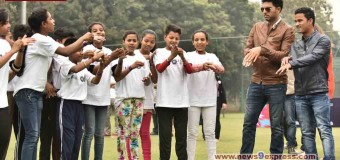 ICC Cricket for Good & UNICEF launch Team Swachh clinics in partnership with BCCI