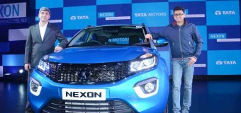 The LEVEL NEX of SUVs is here!  Tata Motors launches its much awaited lifestyle SUV – Tata NEXON